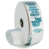 "1-5/8"" Wide Hot Stamped Ribbon Rolls - 50 yds."