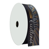 "2"" Wide Multicolor ""Academic Excellence"" Stock Ribbon Rolls - 100 yds."