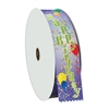 "2"" Wide Multicolor ""Happy Birthday Balloon"" Stock Ribbon Rolls - 100 yds."