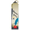 "2"" x 8"" Multicolor ""Honor Roll"" Stock Point Top Ribbons"