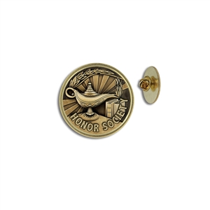 """Honor Society"" Stock Lapel Pins"