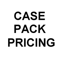 Case Pack Pricing List