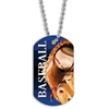 Full Color Dog Tags w/ Athletic Stock Designs