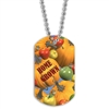 Full Color Dog Tags w/ Fair Stock Designs
