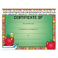 "Full Color ""Apple"" Stock Certificates"