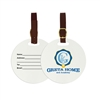 Round Luggage Tags