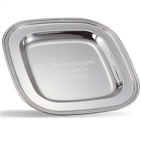 "8"" Square Award Tray"