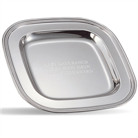 "11"" Square Award Tray"