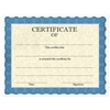 "Full Color ""Classic Blue"" Stock Certificates"